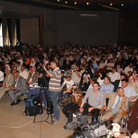 IMA Event in Palestine